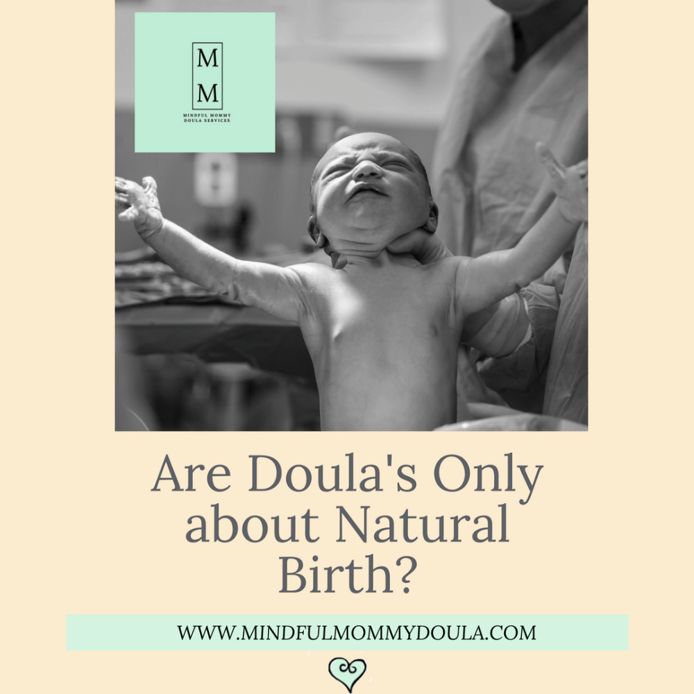 final Are Doulas only about natural birth
